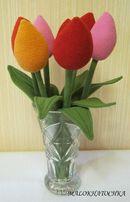 Интерьерные тюльпаны (7 шт)