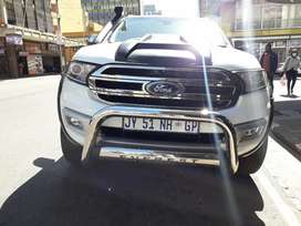 2017 Ford Everest 3.2D 4x4