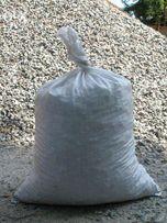 Отсев гранитный в мешках (фасованный 40 кг)