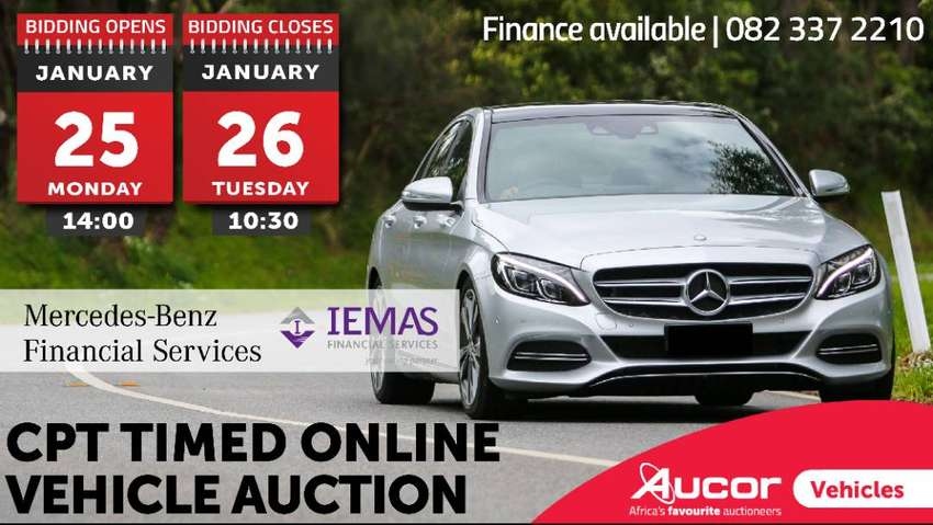 Timed Online Vehicle Auction