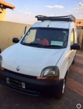 Renault Kangoo for sale. Very reliable and immaculate.