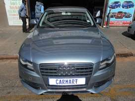AUDI A4 1.8T  AUTOMATIC 2009 MODELL