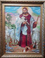Картины вышивка бисером и крестиком