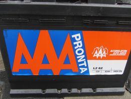 Akumulator AAA Pronta 62Ah 540A 12V Prawy plus