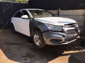 Chevrolet Cruze 1.4 LS Auto 2015 Stripping for Used Spares