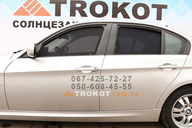 Съемная тонировка TROKOT от производителя - каркасные шторки на машину Киев - изображение 6