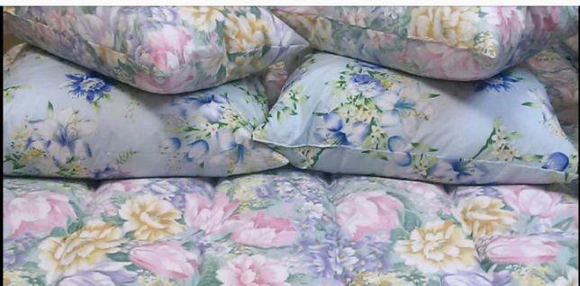 Реставрация подушек,перин,одеял.Николаев.Центральный Рынок