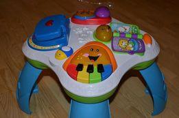 Музыкальный, развивающий игровой стол Fisher Price.