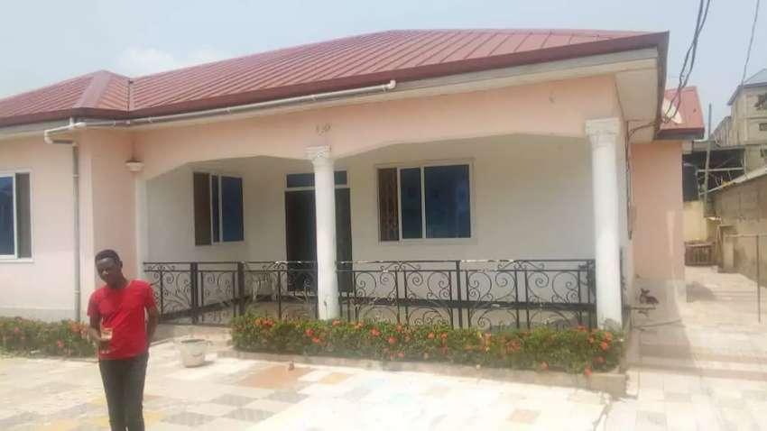 4 bedroom self contained house for sale at Weija 0