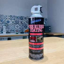 Pure Rubber Coating
