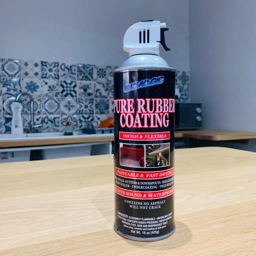 Pure Rubber Coating 0
