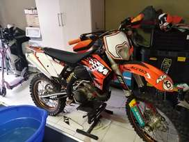 KTM XCW 450 MOTER CROSS