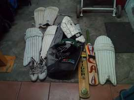 Gunn & Moore cricket set 284Sep20