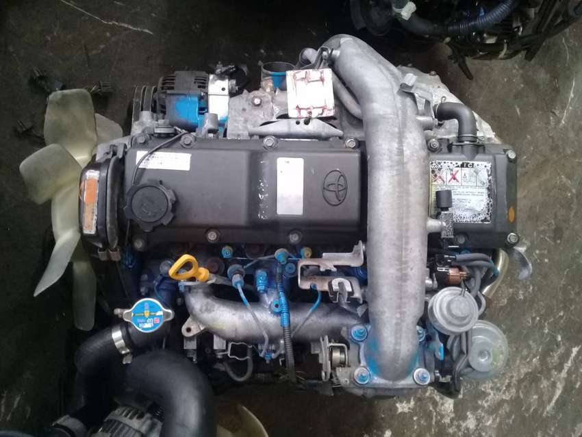 Toyota Hilux 3.0 KZTE engines for sale
