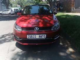 USED VW POLO TSI WITH AN ENGINE 1,2
