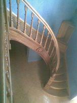 Сходи деревяні лестницы