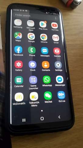 Samsung Galaxy s8. Like new