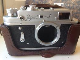 Пленочный фотоаппарат Зоркий 4