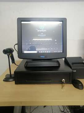 Refurbished point of sale system