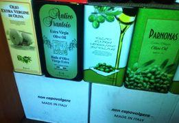 Оливковое масло 5 литров