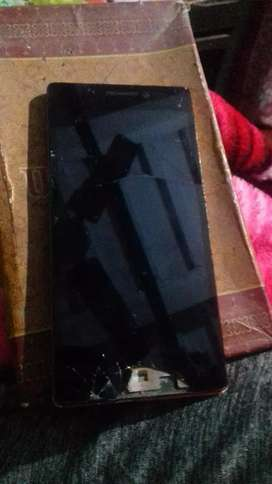 Very good condition phone but display for damage