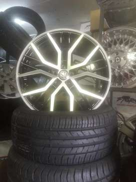 Polo Gti Brand new alloy mags size 17 and tyres