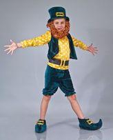 Прокат костюм гном эльф новый год морозко принц паж петрушка клоун