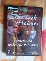 Sherlock holmes i tajemnica srebrnego kolczyka PC CD-ROM
