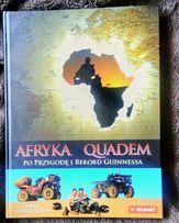 Album, Afryka quadem po przygodę. Sprzedam za 1/3 ceny zakupu.