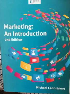 Marketing:An Introduction