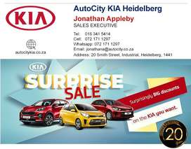 spotters wanted on new kia and hyundai as well as used