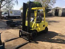 Hyster XM2.5 ton forklift