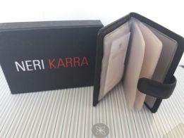 Визитница-кредитница карманная Neri Karra