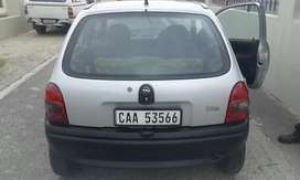 Opel corsa 1. 4 fuel injection