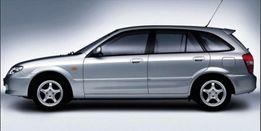 Mazda 323f bj 1.6 i 2.0 ditd 1998 - 2003 по запчастям familia 323 f