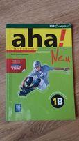 """Podręcznik z języka niemieckiego """"aha! Neu 1B"""""""