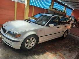 E46 Bmw 3series touring