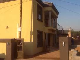 1 room fitted & stove, carbort open for rental