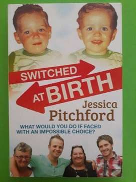 Switched At Birth - Jessica Pitchford.