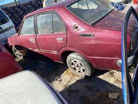 1977 KE30 Complete Toyota RS Stripping for Spares