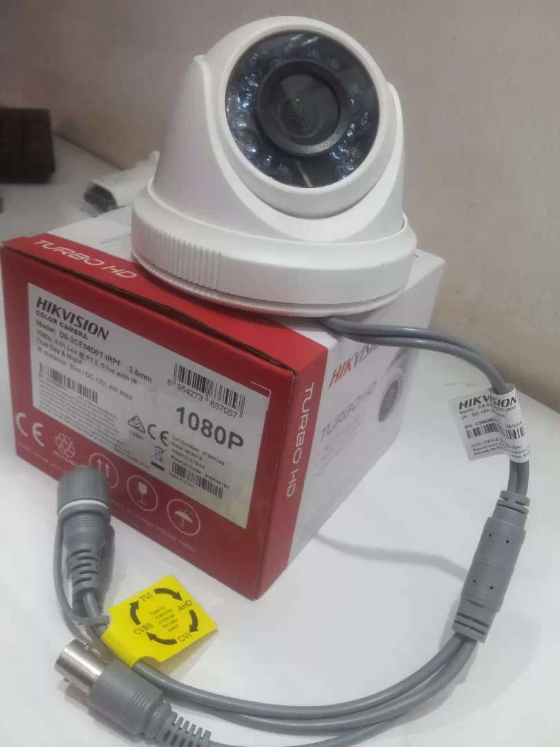 HIKVISION  cameras(bullet &dome) 0