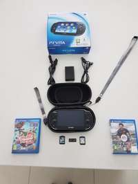 Image of PlayStation Vita (PS Vita) for sale - Excellent Condition
