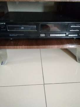 Sony home CD player