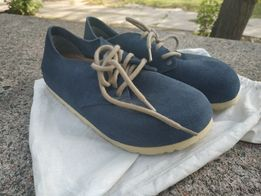 Birkenstock новые ботинки р.35, стелька 22.5