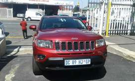 Jeep Compass 2.0 Litimed Automatic for sale