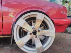 17imch mag rims for sale for Tazz golf 1. Opel Astra