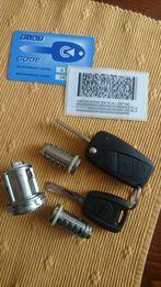 Stacyjka, zamki i kluczyki Fiat