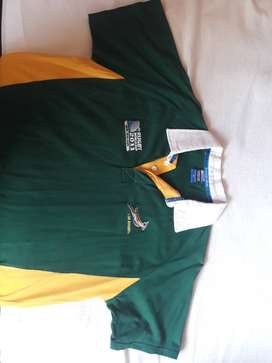 2011 Springbok Rugby Shirt Collection