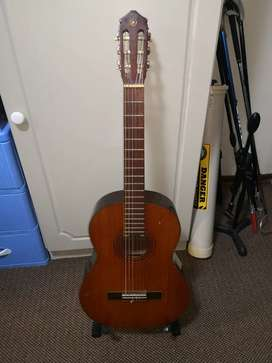 50 year old Yamaha G50-A classical guitar