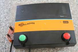 gallagher m300 fence enegizer